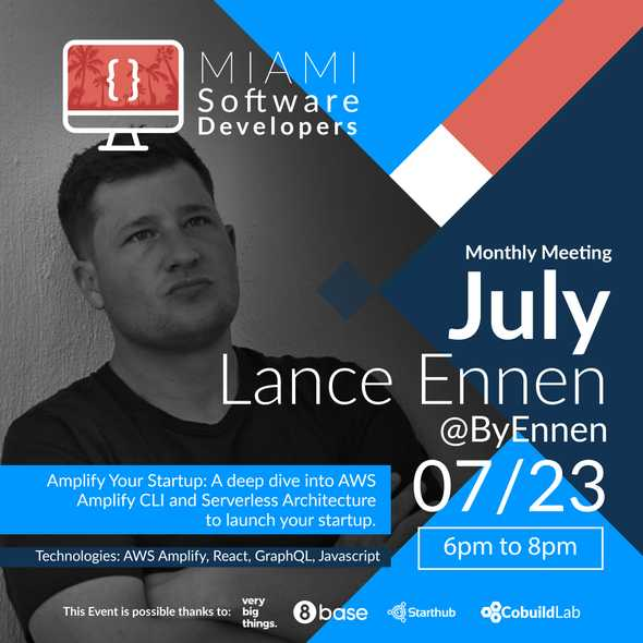 Lance Ennen Miami Software Developers